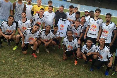Time sub-20 da Inter de Limeira vence jogo amistoso em Artur Nogueira