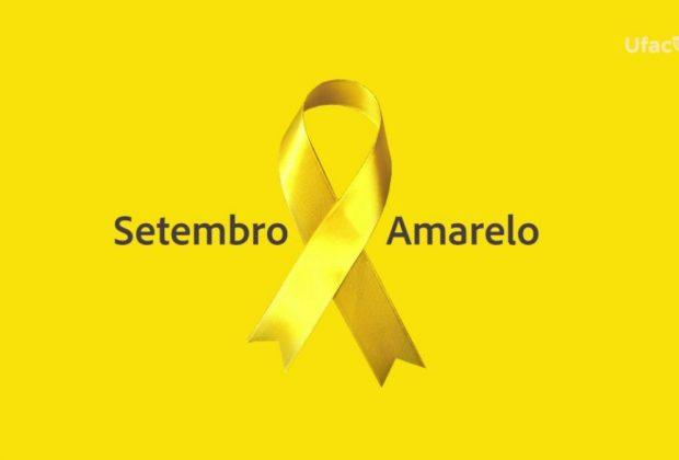 Setembro Amarelo – mês da prevenção ao suicídio