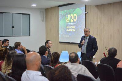 UniFAJ reúne autoridades da área de saúde para discutir implementação do curso de Medicina