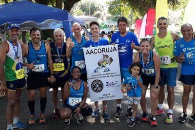 2ª Corrida Cidade de Serra Negra aconteceu no domingo 13, e a Equipe AACORUJA marcou sua presença