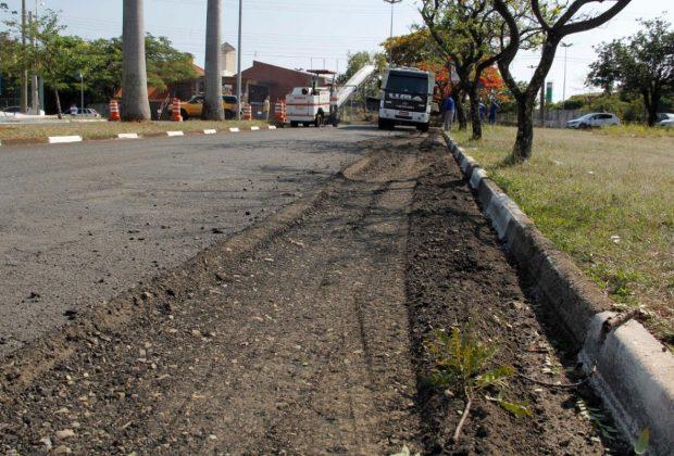 Prefeitura de Jaguariúna inicia grande ação de recapeamento em ruas e avenidas
