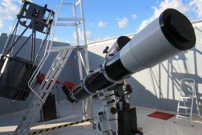 Polo Astronômico de Amparo-SP promove programação especial no Dia das Crianças