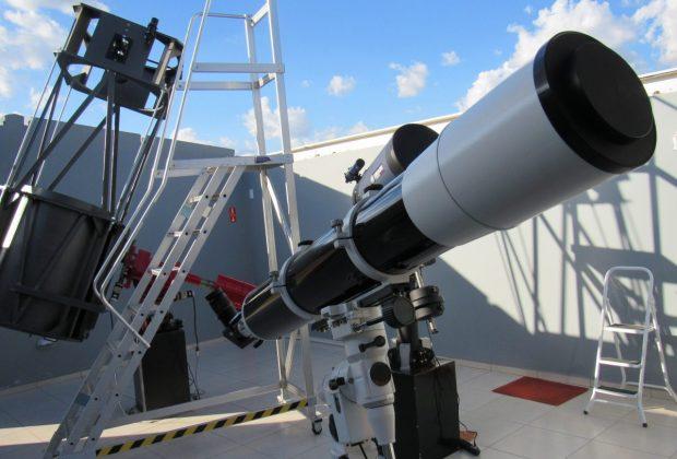 Restam poucas vagas para curso de difusão científica no Polo Astronômico de Amparo-SP