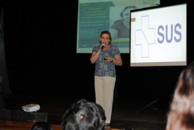 Secretaria de Saúde promoveu 1º Encontro Saber e Saúde Na Terceira Idade na sexta-feira, dia 11