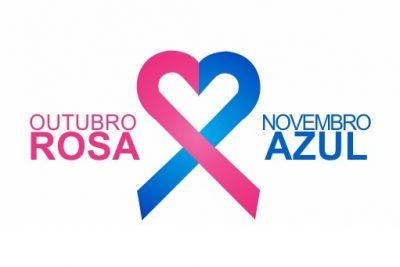 """Hospital Municipal promove campanha do """"Outubro Rosa"""" e """"Novembro Azul"""" em parceria com consultora da Mary Kay"""