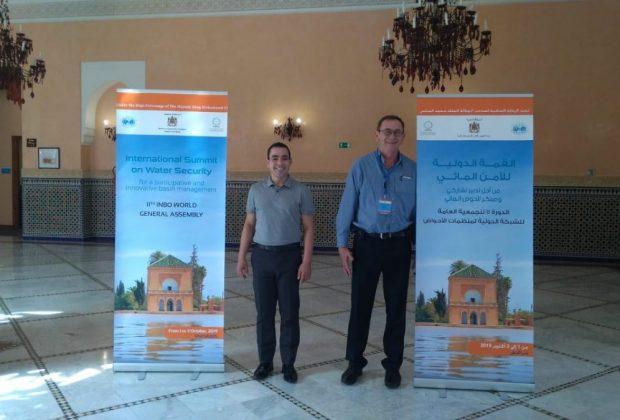 Assembleia Geral da Rede Internacional de Organismos de Bacias (RIOB) tem início nessa segunda-feira, dia 30, no Marrocos