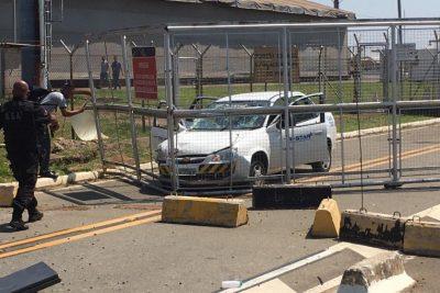 Assalto na empresa Brink's, no aeroporto de Viracopos, em Campinas, parou o terminal, levou pânico e deixou dois seguranças feridos