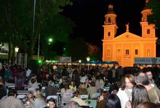 Festa Italiana movimenta o fim de semana de Amparo