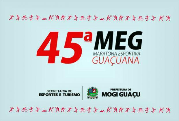 45ª MEG entra em sua reta final
