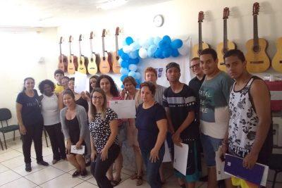 CRAS de Jaguariúna e CIEE preparam jovens para ingresso no mercado de trabalho