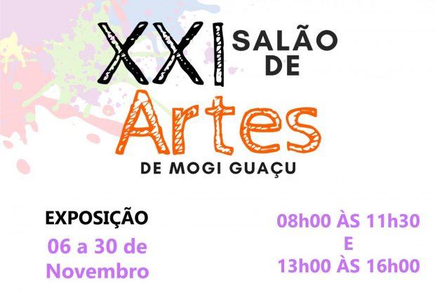 Secretaria de Cultura anuncia vencedores do 21º Salão de Artes de Mogi Guaçu