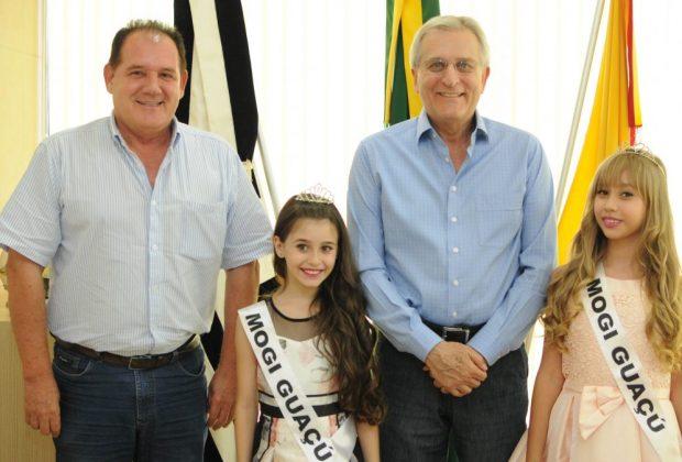 Guaçuanas disputam o Miss São Paulo Infanto-Juvenil