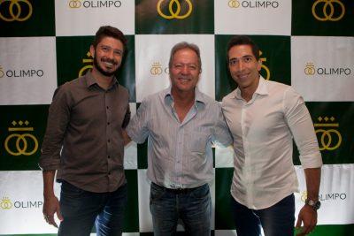 """OLIMPO apresenta """"Empreendimentos para a vida"""" em badalado evento de negócios"""