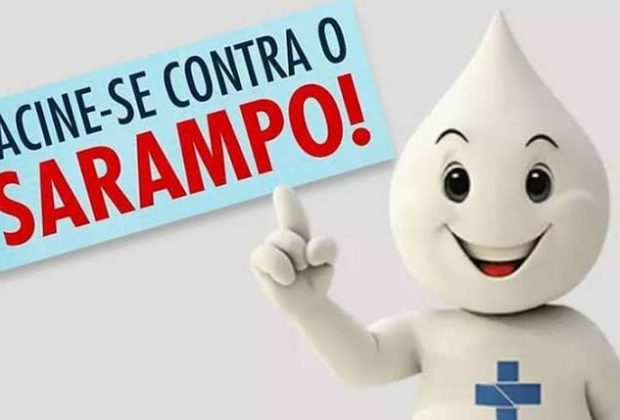 Saúde de Jaguariúna vacinará pessoas de 20 a 29 anos contra o sarampo a partir de 18/11