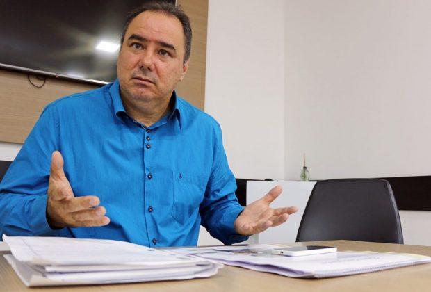 Ricardo Cortez anuncia pré-candidatura a prefeito de Posse