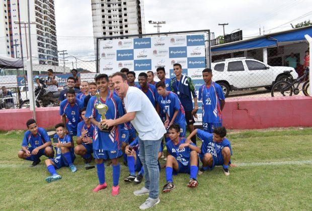 Rio Branco e PAAS foram os campeões da Copa da Amizade 2019