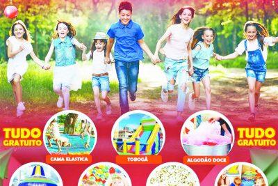 Grupo Mão Amiga realiza evento de final de ano para as crianças de Posse