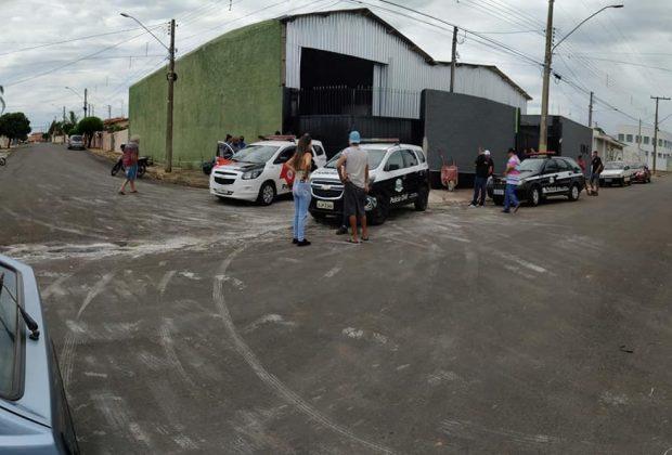 Comerciante é morto a tiros em Santo Antônio de Posse