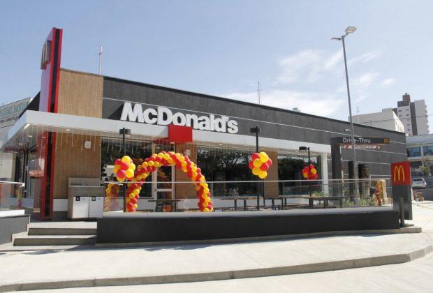 Inaugurada unidade da rede de fastfood McDonald's, em Jaguariúna
