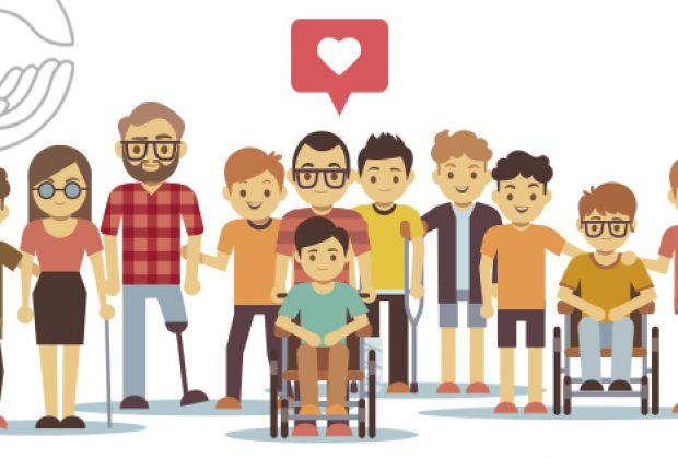 Ações em comemoração ao dia Internacional da Luta da Pessoa com Deficiência acontecem no domingo