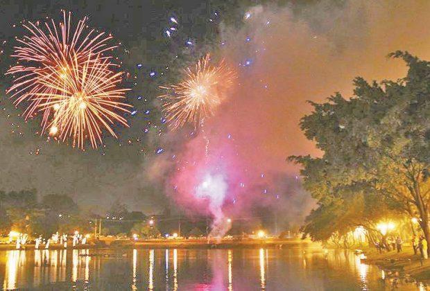 Holambra terá Festa da Virada com música e queima de fogos na Rua Coberta