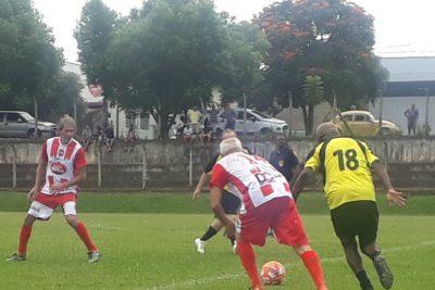 Empates marcam a segunda rodada do Futebol Sessentão de Mogi Guaçu