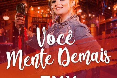 Emy Maziero lança a primeira música emprojeto solo