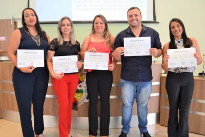 JP – Novos integrantes do Conselho Tutelar de Santo Antônio de Posse tomam posse