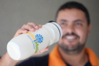 Vida Mais adota canecas e garrafas e deixa de utilizar copos plásticos