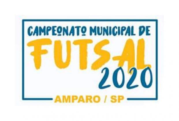 OR – Municipal de Futsal de Amparo começa na próxima segunda-feira