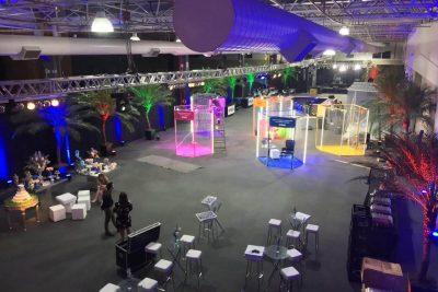 OR – Expo D. Pedro é sede do maior Game park do interior paulista