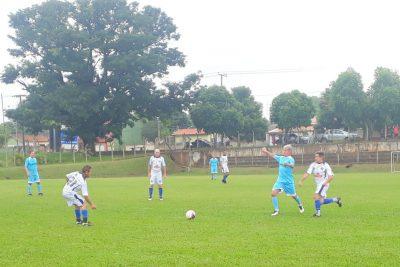 2º Campeonato de Futebol Sessentão de Mogi Guaçu teve início no domingo, dia 12