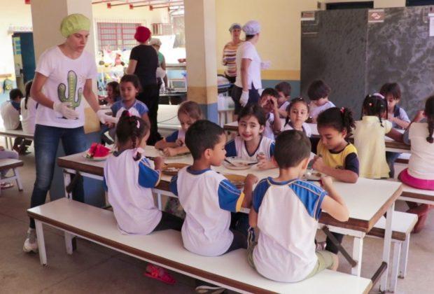 Merenda escolar servida em Jaguariúna é a melhor da RMC, aponta nova pesquisa Indsat