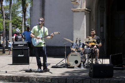 FESTIVAL DE BANDAS DE JAGUARIÚNA LEVA MÚSICA AO CENTRO DA CIDADE
