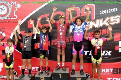 Ciclismo da SET tem bom desempenho na 1º etapa do Campeonato da Média Paulista de Ciclismo em Mogi Guaçu