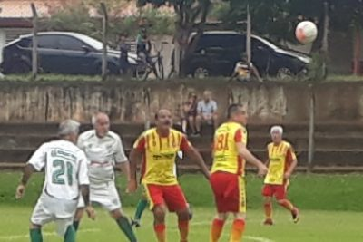 Itaqui goleia em 4ª rodada do Futebol Sessentão em Mogi Mirim
