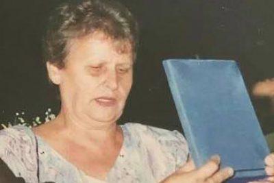 Falece D. Cidinha, a autora do Hino Municipal de Artur Nogueira