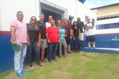 OR – Pedreira participa de reunião da Associação Desportiva Regional