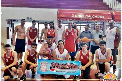 """Esporte Clube Santa Sofia promoveu Campeonato Interno de Basquete em homenagem a """"Zé Pintor"""""""