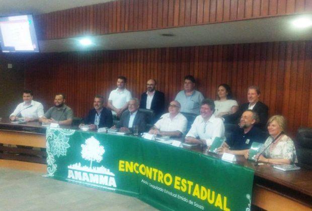 OR – Assessores ambientais de Pedreira participam do Congresso Estadual da ANAMMA