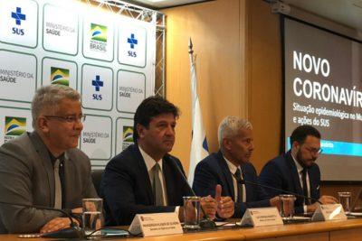 JP – CORONAVÍRUS: Ministério da Saúde registra diminuição de casos suspeitos