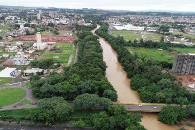 Prefeitura monitora aumento da vazão do Rio Mogi Guaçu