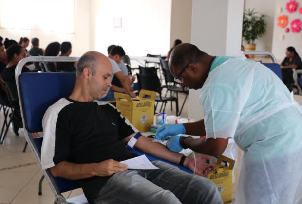 JH – Holambra abre calendário de Doação de Sangue com participação expressiva de moradores