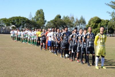 24º Campeonato Municipal de Futebol da 1ª Divisão terá início no dia 15 de março