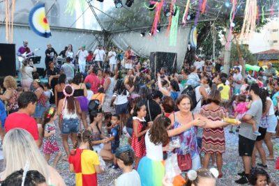 CARNAVAL DE JAGUARIÚNA TERÁ FESTA NA PRAÇA UMBELINA BUENO