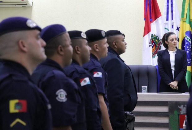 GUARDA CIVIL MUNICIPAL FIRMA PARCERIA DE COOPERAÇÃO TÉCNICA COM A POLÍCIA FEDERAL