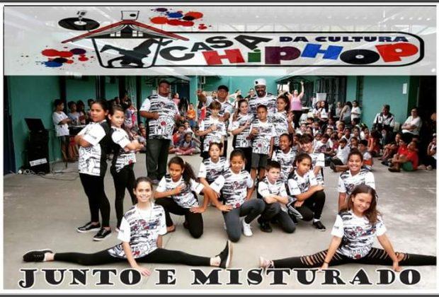 OR – Projeto de Hip Hop beneficia crianças e jovens de Pedreira