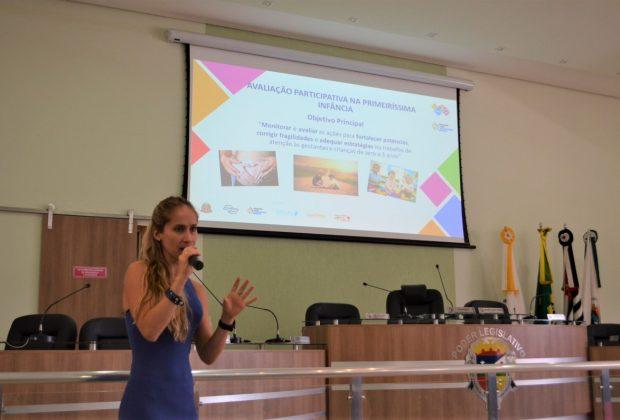 Santo Antônio de Posse realiza seminário de avaliação participativa da Atenção à Primeiríssima Infância