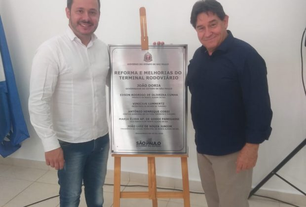 Monte Alegre do Sul ganha novo terminal rodoviário