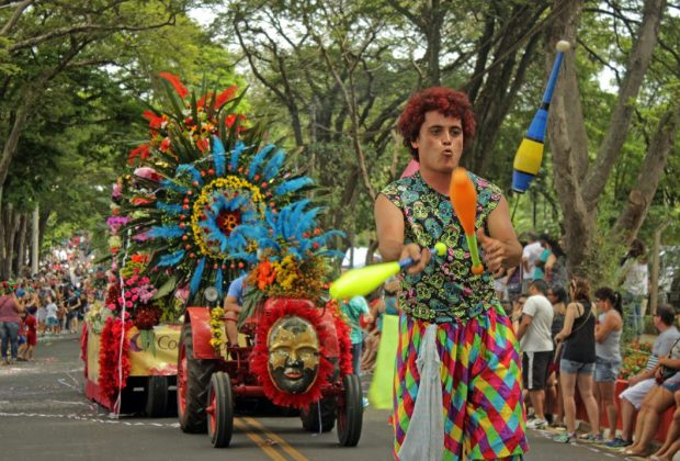 Carnaflores terá quatro noites de shows, matinê e desfile na Alameda